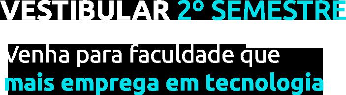 Vestibular 2020 - transforme seu futuro em 5.0