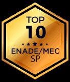 TOP 10 Enade/MEC