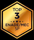 TOP 3 Enade/MEC