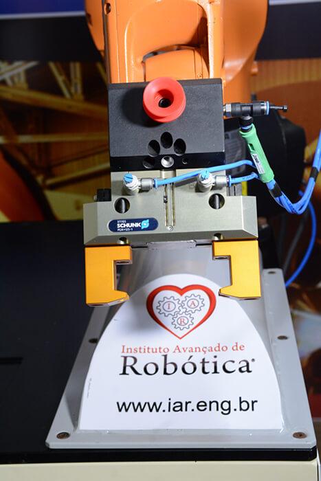 laboratório de robotica