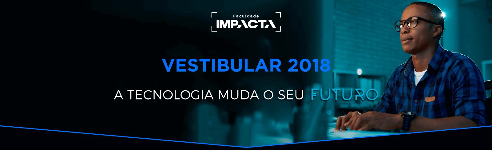Vestibular Impacta 2018